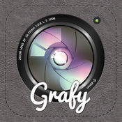 Grafy - 写真加工・画像編集・コラージュ