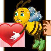 繁忙的小蜜蜂...