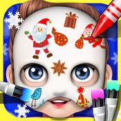 宝贝画脸 - 儿童游戏