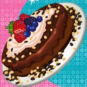 巧克力奶酪蛋糕 (阿sue烹饪教室)