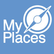 我的地点:保存您喜欢的各个地点