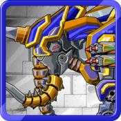 玩具机器人大战:机器猛犸象