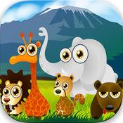 儿童动物教育游戏匹配 1.0.0