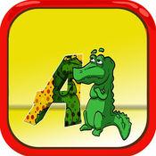 ABC英语单词为孩子学习好玩游戏 1