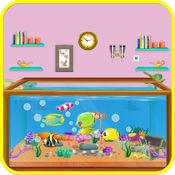 鱼水族馆 - 海洋动物坦克护理