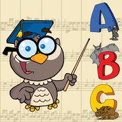 ABC教学卡片幼儿园 - 认识字母 1.0.1