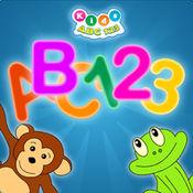宝宝学ABC123 - 手写ABC 2