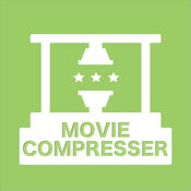 MOVIE COMPRESSOR for iPhone 簡単動画圧縮アプリ!