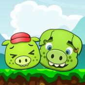 捣蛋猪回家 - 送捣蛋猪回家小游戏 1