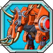 机器猪王:拼装机器巨兽系列
