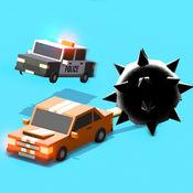 警方战争2 - 3D军队战斗车 1