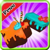 果仁巧克力制造商环保型无公害巧克力蛋糕烹饪游戏为孩子、 男孩、 女孩 & 青少年 & 爱好者的美味的蛋糕、 冰淇淋蛋糕、 煎饼、 甜点、 糖果 & 冰持久性有机污染物
