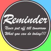 Reminder-提醒助理