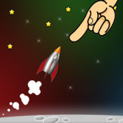 有手指的导弹火箭