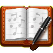 歌词便签---作曲...