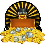 投币机游戏 Ace Coin BullDozer: Dozer of Coins 1