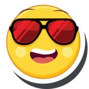 表情符键盘-聊天表情符和笑容符 1