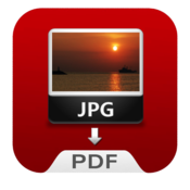 JPG转PDF转换器...