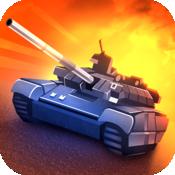 坦克大战3D Delu...