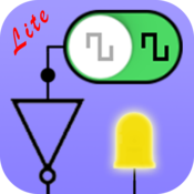 Logic Designer Lite : 数字逻辑门 2.5