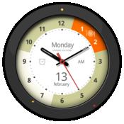 超级闹铃时钟装置 - 带有闹铃和日历的时钟 1.9