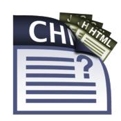 CHM反编译器