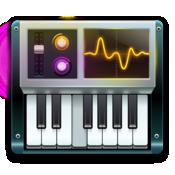 模拟合成器-钢琴...