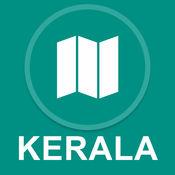 印度喀拉拉邦 : 离线GPS导航 1