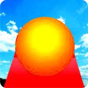 谜红球滚动模拟器