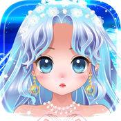 冬日精灵公主精美的模拟换装游戏