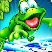 跳跃的小青蛙趣...