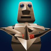 疯狂的机器人射箭亲