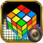 砖形凸轮:像素相机实时相机过滤器 1