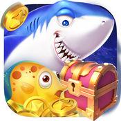 星星捕鱼猎人 – 真人街机捕鱼金币版 狂送钻石