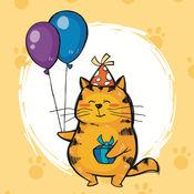 猫咪气球大作战...