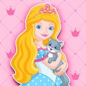 公主、人鱼和仙女拼图游戏 *PRO
