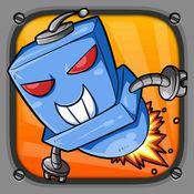 邪恶的机器人-超好玩的冒险小游戏