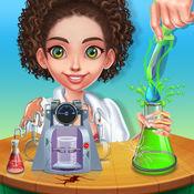 科学 实验 实验...