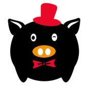 淘气猪 1