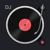 DJ电子混音器...