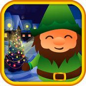 圣诞宾果闪电战 - 免费新宾果摊牌游戏!