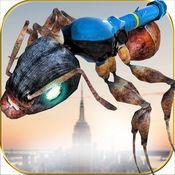 蚂蚁 英雄 超 转型: 丛林 拯救