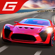 小汽车跑酷游戏:...