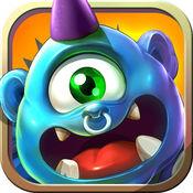 直升小怪物-经典的休闲小游戏