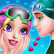 游泳池浪漫故事