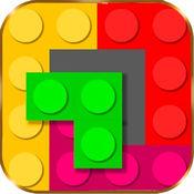 乐高积木方块拼接拼图 1