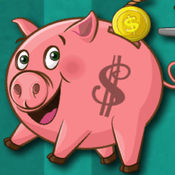 小猪储钱罐的冒...