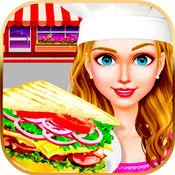模拟经营三明治烘烤快餐店 1
