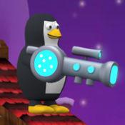 企鹅大战雪人 1