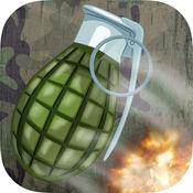 狂扔手榴弹-超好玩的射击小游戏